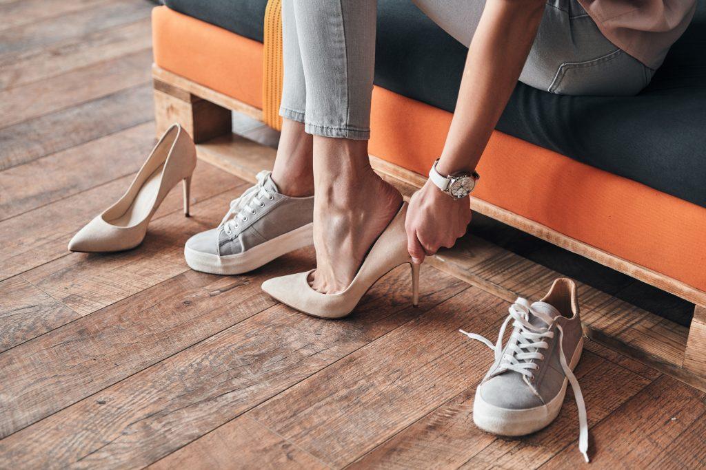 flotte sko til ferien